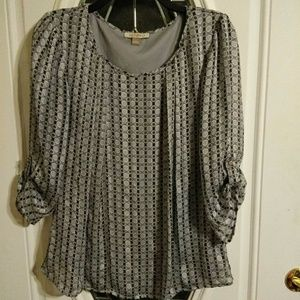 Top by Roz & Ali size S